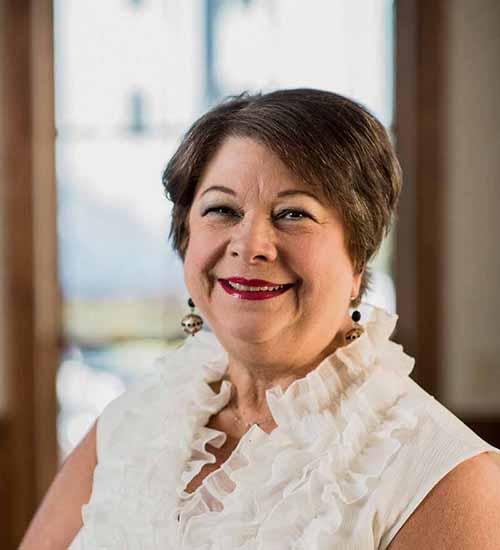 Portrait of Anne Ketchum